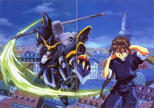 Sunrise (Studio), Mobile Suit Gundam Wing, Duo Maxwell