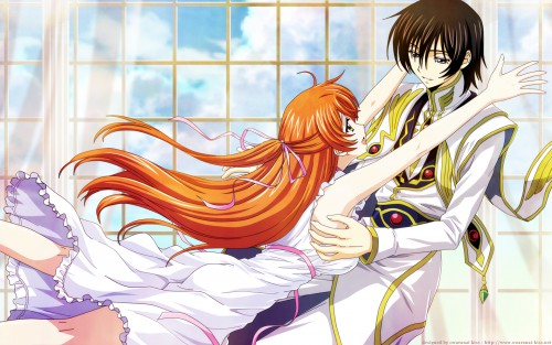 Takahiro Kimura, Sunrise (Studio), Lelouch of the Rebellion, Shirley Fenette, Lelouch Lamperouge Wallpaper
