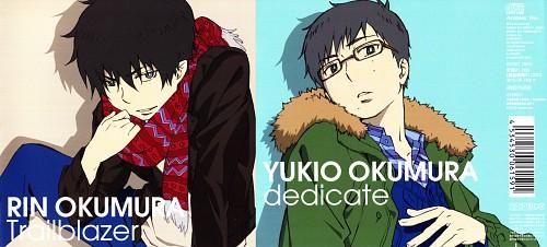 Kazue Katou, A-1 Pictures, Ao no Exorcist, Yukio Okumura, Rin Okumura