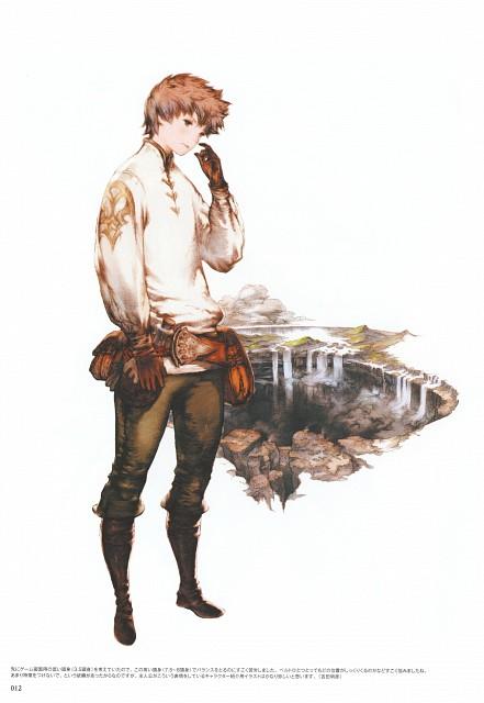 Akihiko Yoshida, Square Enix, Bravely Default, Tiz Arrior