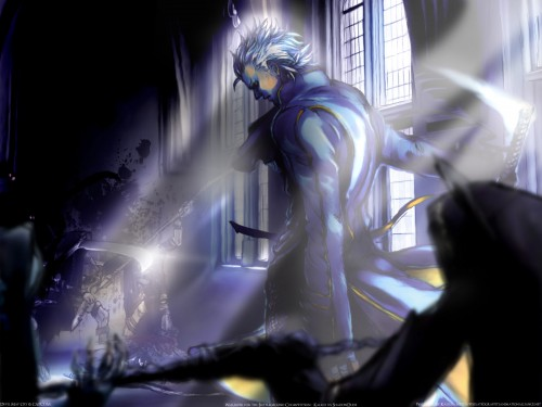 Capcom, Madhouse, Devil May Cry, Vergil Wallpaper