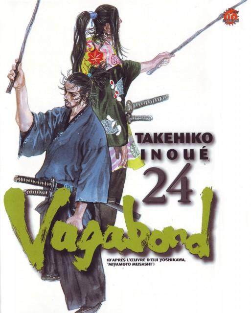 Vagabond Vagabond Vol 24