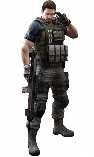 Capcom, Resident Evil 6, Chris Redfield
