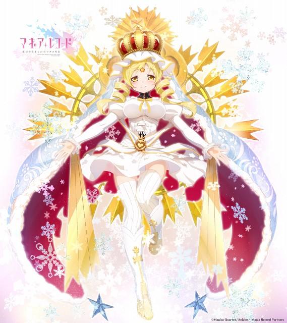 f4samurai, Magia Record, Mami Tomoe