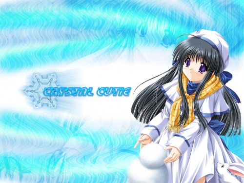 Asuka Pyon, Kobuichi, Studio Mebius, Snow (Visual Novel), Sumino Yukizuki Wallpaper