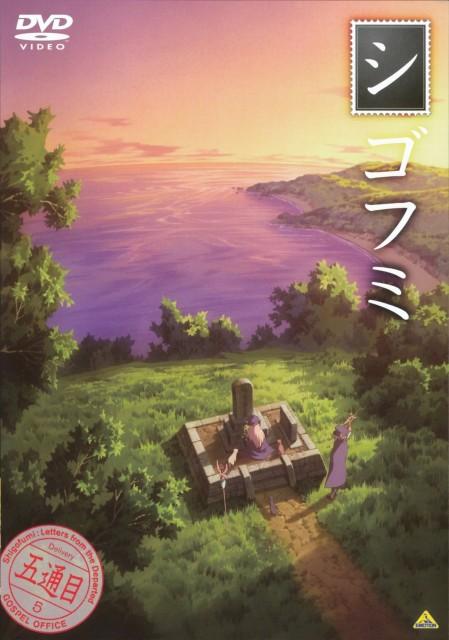 J.C. Staff, Shigofumi: Letters from the Departed, Kanaka, Fumika, Matoma