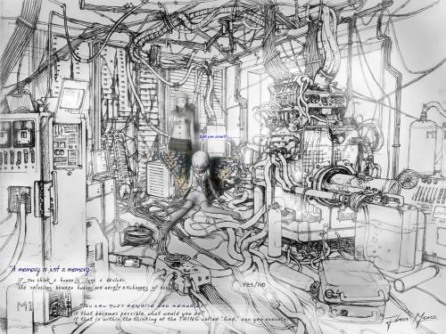 Yoshitoshi Abe, Serial Experiments Lain, Mika Iwakura, Lain Iwakura Wallpaper