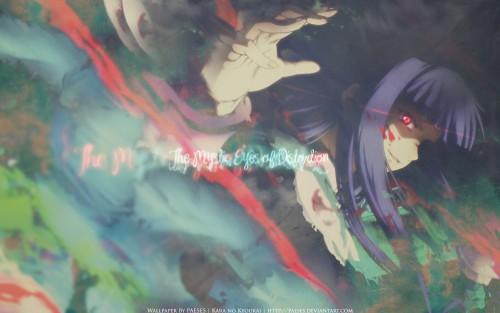 TYPE-MOON, Kara no Kyokai, Fujino Asagami Wallpaper