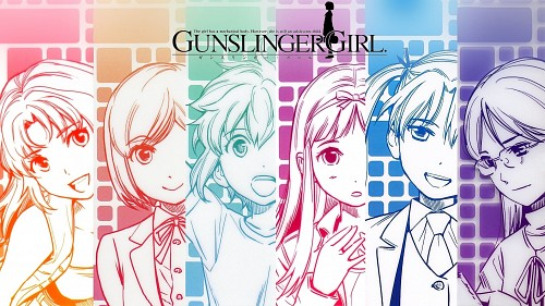 Yu Aida, Madhouse, Artland, Gunslinger Girl, Petrushka