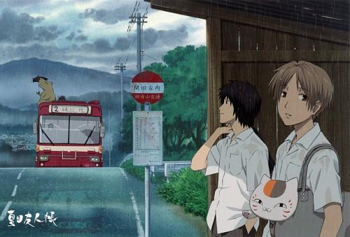Yuki Midorikawa, Brains Base, Natsume Yuujin-Chou, Takashi Natsume, Santo