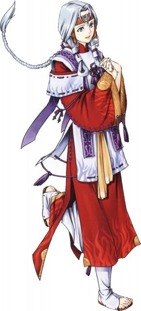 Konami, Art of Suikoden 5, Suikoden V
