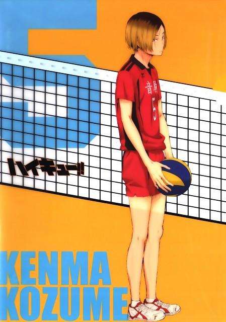 Haruichi Furudate, Production I.G, Haikyuu!!, Kenma Kozume, Pencil Board