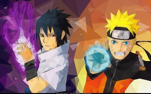Masashi Kishimoto, Naruto, Naruto Uzumaki, Sasuke Uchiha, Shonen Jump Wallpaper