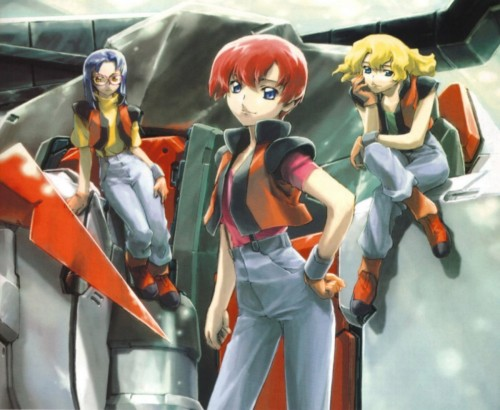 RGB, Sunrise (Studio), Mobile Suit Gundam SEED
