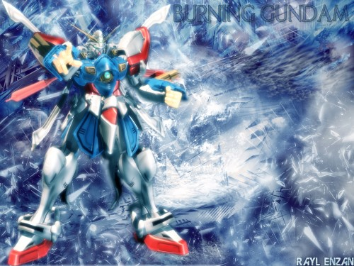 Sunrise (Studio), Mobile Fighter G Gundam Wallpaper