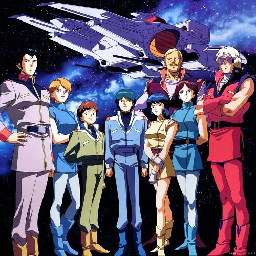 Hiroyuki Kitazume, Sunrise (Studio), Mobile Suit Zeta Gundam, Katz Kobayashi, Kamille Bidan