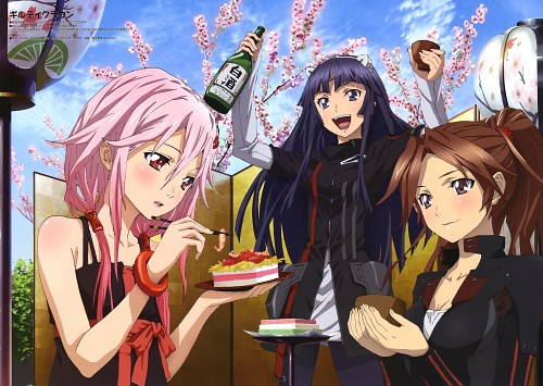 Ryu Shinkawa, Production I.G, GUILTY CROWN, Tsugumi, Ayase Shinomiya