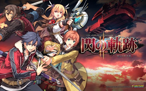 Falcom, The Legend of Heroes: Zero no Kiseki, Eliot Craig, Rean Schwarzer, Alisa Reinford