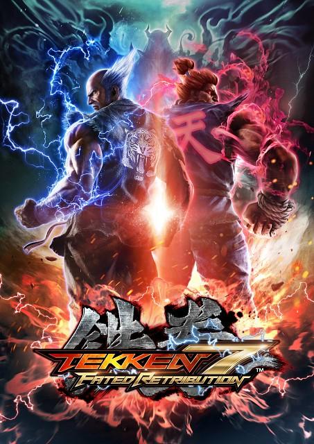 Capcom, Namco, Tekken, Akuma (Street Fighter), Heihachi Mishima