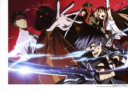 Tetsuya Kawakami, Abec, A-1 Pictures, Sword Art Online, Kazuto Kirigaya