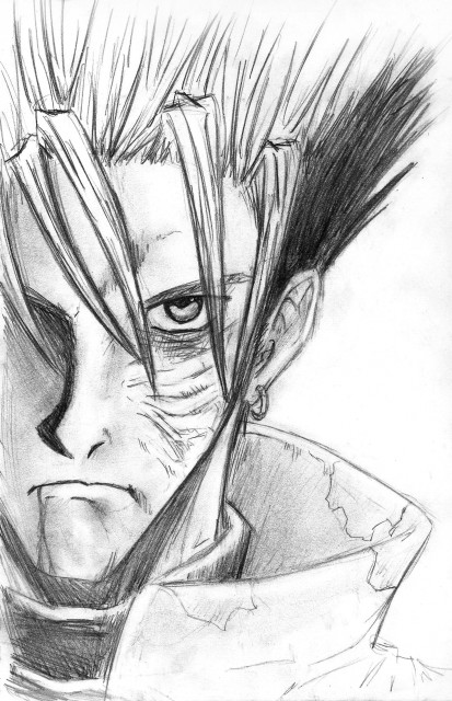 Madhouse, Trigun, Vash the Stampede, Member Art
