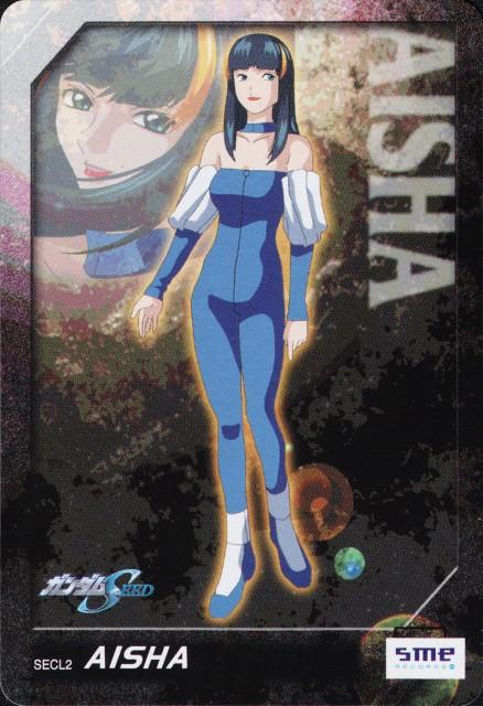 Hisashi Hirai, Sunrise (Studio), Mobile Suit Gundam SEED, Aisha (Gundam SEED)