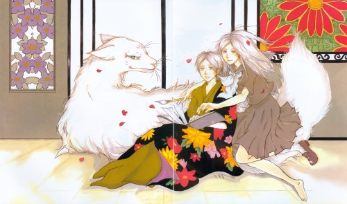 Yuki Midorikawa, Brains Base, Natsume Yuujin-Chou, Natsume Yuujin-Chou Official Fan Book, Takashi Natsume