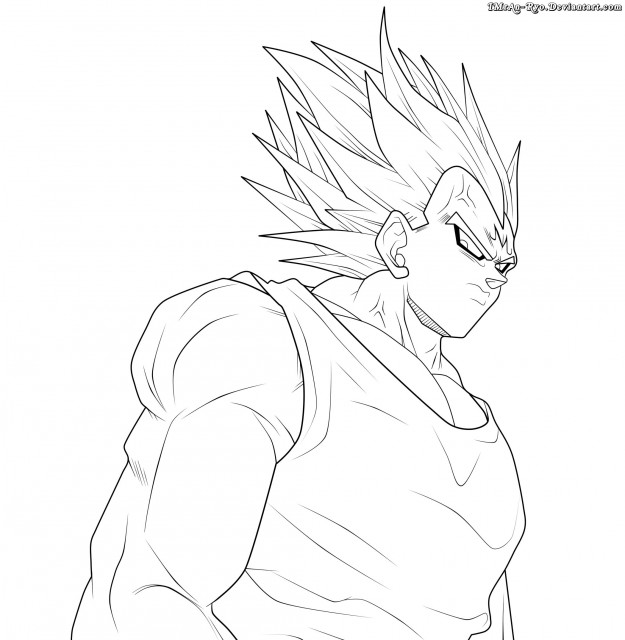 Akira Toriyama, Toei Animation, Dragon Ball, Super Saiyan Vegeta, Member Art