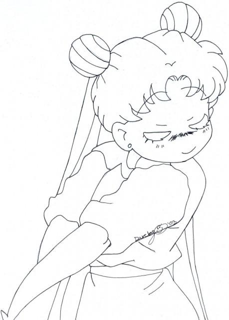 Toei Animation, Bishoujo Senshi Sailor Moon, Usagi Tsukino, Member Art