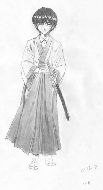 Rurouni Kenshin, Soujiro Seta, Member Art