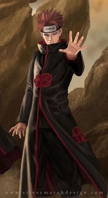 Naruto, Nagato, Member Art