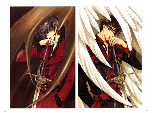 CLAMP, Madhouse, X, X [infinity], Kamui Shirou