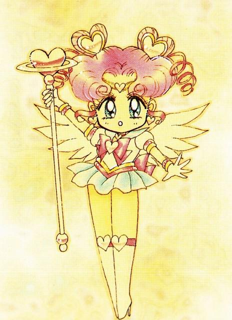 Naoko Takeuchi, Bishoujo Senshi Sailor Moon, Sailor Chibi-Chibi