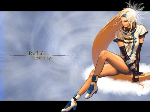 Guilty Gear, Millia Rage Wallpaper