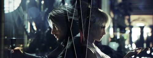 Square Enix, Final Fantasy XV, Noctis Lucis Caelum, Lunafreya Nox Fleuret