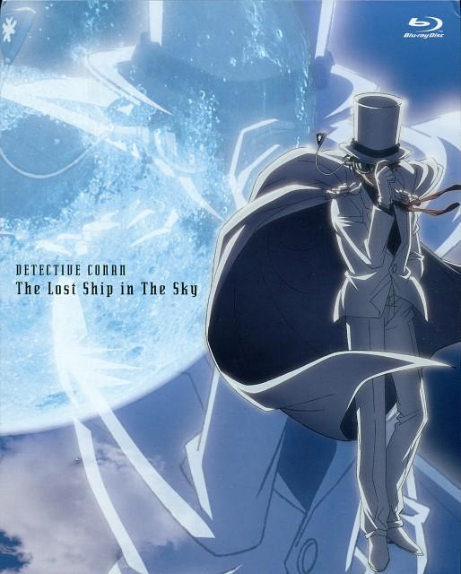 Gosho Aoyama, TMS Entertainment, Detective Conan, Kaito Kuroba, DVD Cover