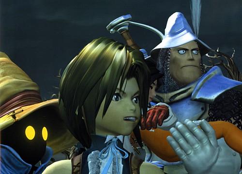 Square Enix, Final Fantasy IX Visual Arts Collection, Final Fantasy IX, Steiner, Garnet Til Alexandros XVII
