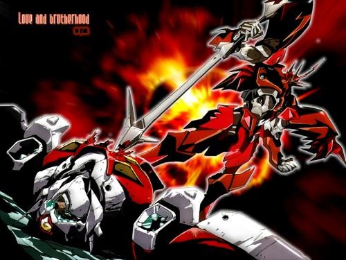 Tatsunoko Production, Tekkaman Blade Wallpaper