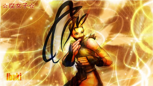 Capcom, Street Fighter, Ibuki Wallpaper
