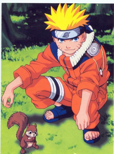 Studio Pierrot, Naruto, Naruto Uzumaki