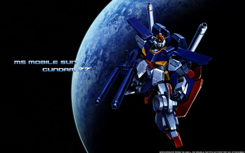 Mobile Suit Gundam Double Zeta Wallpaper