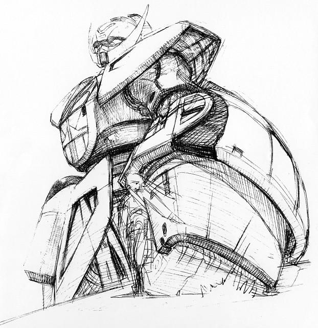 Akira Yasuda, Sunrise (Studio), Turn A Gundam