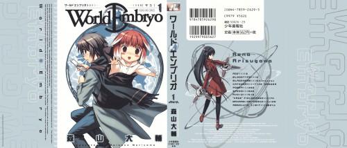 Daisuke Moriyama, World Embryo, Rena Arisugawa, Riku Amami, Neene