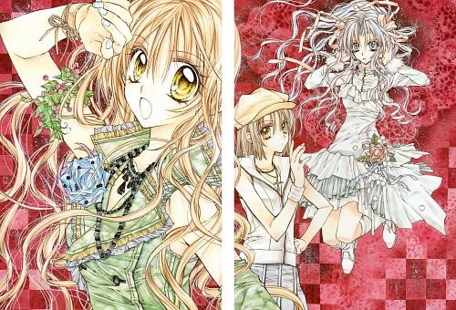 Arina Tanemura, Shinshi Doumei Cross, Arina Tanemura Collection, Yoshitaka Ichinomiya, Ushio Amamiya