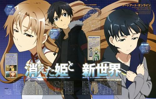 Masaru Yonezawa, A-1 Pictures, Sword Art Online, Kazuto Kirigaya, Asuna Yuuki