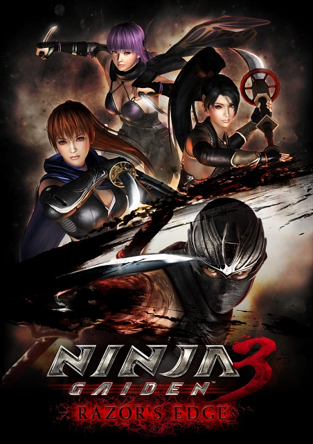 Tecmo, Ninja Gaiden, Ryu Hayabusa, Kasumi, Momiji