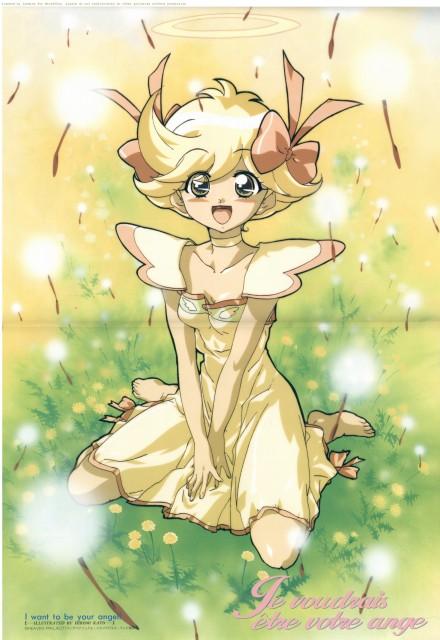 Tetsuya Ohno, Studio Pierrot, Tenshi ni Narumon!, Noelle (Tenshi ni Narumon!), Animage