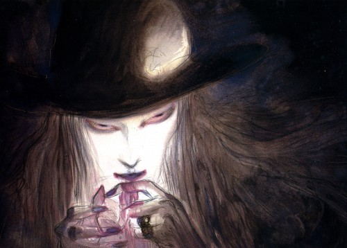 Yoshitaka Amano, Vampire Hunter D, Coffin: The Art of Vampire Hunter D