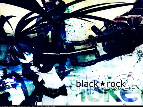 huke, Black Rock Shooter, Black Rock Shooter Visual Works 2, Black Rock Shooter (Character), Comic Market 77 Wallpaper