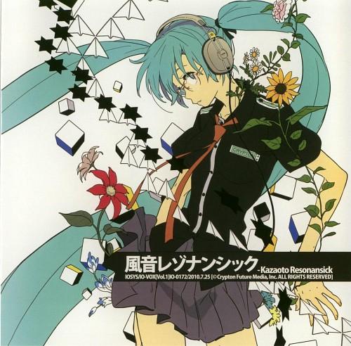 Niwa, Vocaloid, Miku Hatsune, Album Cover